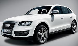 Audi Q5 mit AEZ Alu-Rad