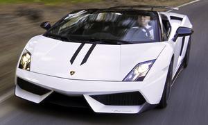 Lamborghini Gallardo LP 570 4 Spyder Performante im Fahrbericht
