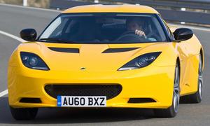 Lotus Evora S Leistung