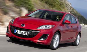 Mazda 3 1.6 CD Leistung Emissionen