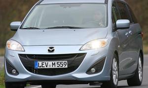 Mazda 5 2.0 DISI i-stop Variabilität