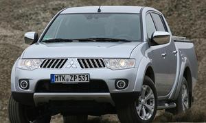 Mitsubishi L200 2.5 DI-D+ ab 31.840 Euro