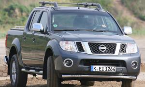 Nissan Navara 2.5 dCi ab 27.749 Euro