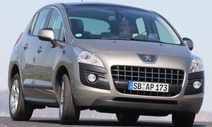 Peugeot 3008 HDi FAP 150 Preis