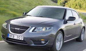 Saab 9 5 2.0 T im Einzeltest