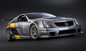 Cadillac CTS-V Coupe Rennversion Comeback im Motorsport