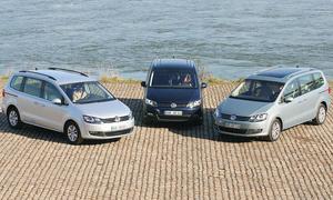 Kaufberatung VW Sharan Ausstattung