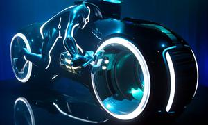 Tron: Legacy Lichtrenner Lightcycle