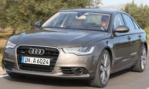 Audi A6 3.0 TFSI quattro Business-Limousine