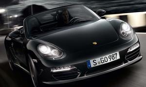 Porsche Boxster S Black Edition Front