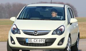 Bilder Opel Corsa 1.3 CDTI ecoFlex Lena Meyer-Landrut
