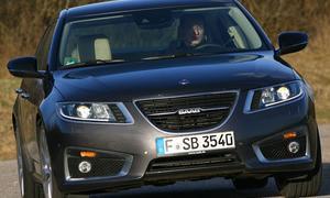 Bilder Saab 9-5 2.0T