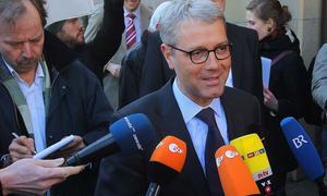 Umweltminister Norbert Röttgen