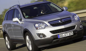 Opel Antara 2.2 CDTI FWD Fahraktiver Neue Fahrwerksabstimmung