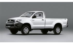 Toyota Hilux Pick-up Single Cab mit Allrad