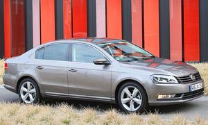 VW Passat BlueTDI DSG im Test