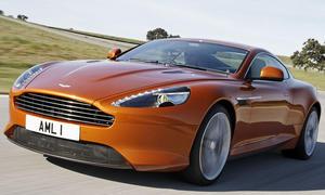 Aston Martin Virage Sportwagen