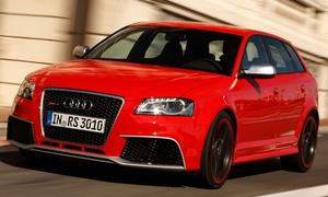 Bilder Audi RS 3 Sportback Front