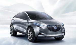 Buick Envision SUV Concept Hybrid-Studie