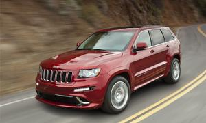 Jeep Grand Cherokee SRT8 mit 465 PS