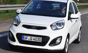 Kia Picanto 1.0 Bi Fuel Komfortabler