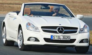 Mercedes SL 500 ab 112.812 Euro