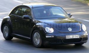 Erlkönig VW New Beetle