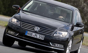 VW Passat 2.0 TDI BlueMotion Technology