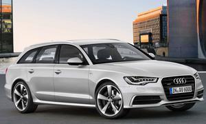 Audi A6 Avant S-Line 2011
