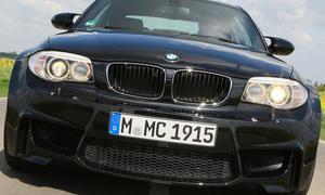 Bilder BMW 1er M Coupé Front
