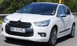 Bilder Citroën DS4 HDi 165 Leistung