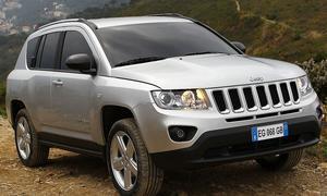 Bilder Jeep Compass 2.2 CRD 4x4 Facelift