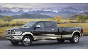 Dodge Ram Long-Hauler Concept - Pick-up XXL