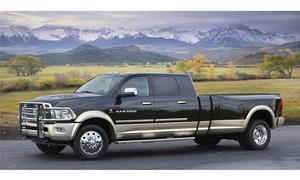 Dodge Ram Long-Hauler Concept - Pick-up XXL
