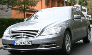 Bilder Mercedes S 250 CDI BlueEFFICIENCY mit Vierzylinder-Diesel im Test