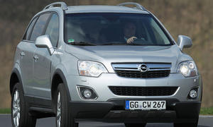 Opel Antara 2.2 CDTI 4x4 Opel-Familiengesicht