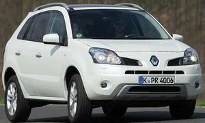 Renault Koleos dCi 175 FAP 4x4 Sparsamer Koleos