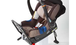 Kindersitz-Test 2011 – Römer Baby Safe Plus