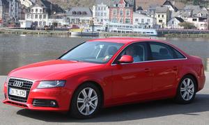 Audi A4 3.0 TDI quattro beweist Langzeitqualitäten
