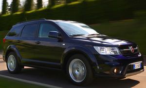 Neuer Fiat Freemont 2011
