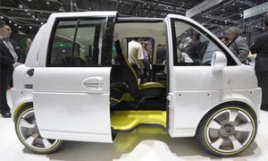 Heuliez Mia Microvan mit Elektroantrieb kostet ab 22.500 Euro