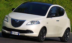 Lancia Ypsilon - ... im Fahrbericht