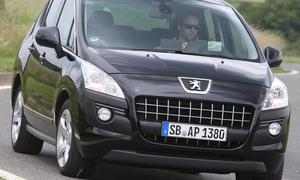 Extravagantes Konzept: der Peugeot 3008 HDi FAP 110