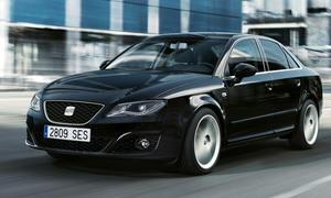 Der neue Seat Exeo Facelift IAA 2011 Modellpflege für die Mittelklasse