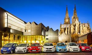 Kleinwagen-Test: Sieben günstige Autos im Vergleich