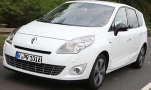 Renault Grand Scénic Energy dCi 130 eco²... im Kurztest