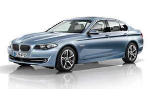 Der neue BMW 5er Hybrid kommt 2012 als ActiveHybrid 5