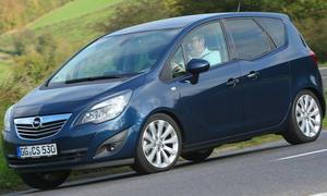 Bilder Opel Meriva 1.4 ecoFLEX Design Edition Design