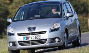 Bilder Peugeot 5008 HDi FAP 110 Active Front