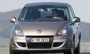 Bilder Renault Scenic TCe 130 Dynamique Front